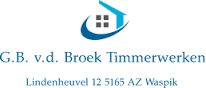 34. G.B. van den Broek Timmerwerken