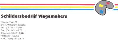 83. Schildersbedrijf Wagemakers