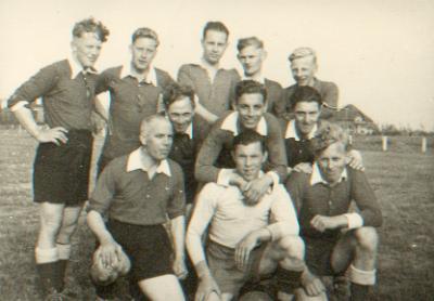 H.N.C. begin jaren vijftig