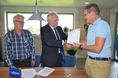 samenwerking S.V. Capelle - Willem II